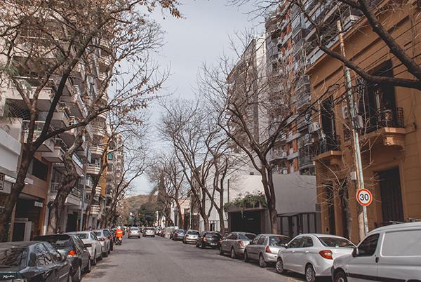 barrios de Caballito