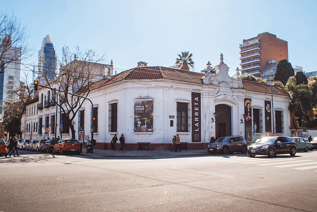 barrios de Belgrano